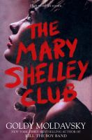 Cover of The Mary Shelley Club
