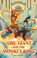 Cover of Girl Giant and the Monkey