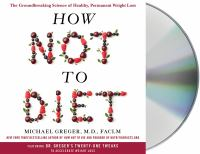 How Not to Diet (CD)