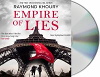 Empire of Lies(Unabridged,CDs)
