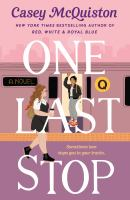 Cover of One Last Stop