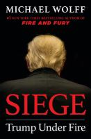 Siege: Trump Under Fire- Debut
