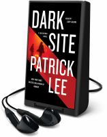DARK SITE [audiobook Playaway]