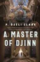 Cover of A Master of Djinn