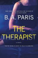 Cover of The Therapist
