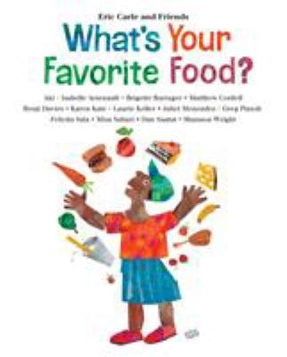What's Your Favorite Food?(book-cover)