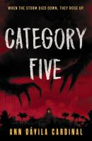 Cover of Category Five (Five Midnig