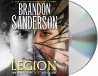 Legion(Unabridged,CDs)