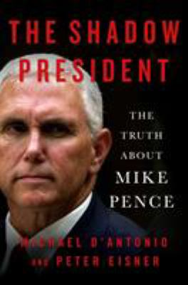 Cover image for The Shadow President