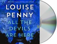 ALL THE DEVILS ARE HERE (CD)