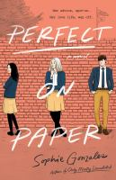 Perfect on paper346 pages ; 22 cm