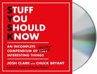 Stuff You Should Know (CD)