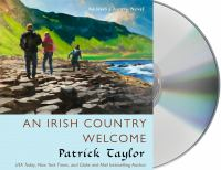 Media Cover for Irish Country Welcome