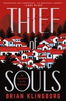 Thief Of Souls: An Inspector Lu Fei Mystery