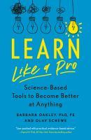 Learn Like A Pro