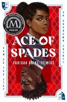 Ace of spades422 pages ; illustrations ; 24 cm