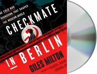 CHECKMATE IN BERLIN (CD)