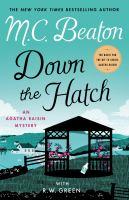 Down the Hatch An Agatha Raisin Mystery