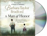 A MAN OF HONOR (CD)
