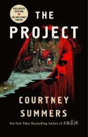 Cover of The Project