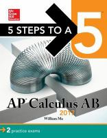 AP Calculus BC 2016