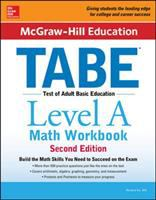 McGraw-Hill Education TABE Test of Adult Basic Education Level A Math Workbook
