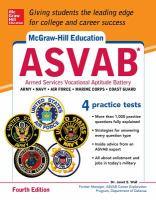 McGraw-Hill Education ASVAB