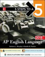 AP English Language 2018