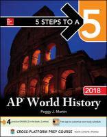 AP World History 2018