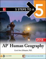 AP Human Geography 2018