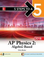AP Physics 2: Algebra-based, 2018