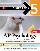 AP Psychology 2018
