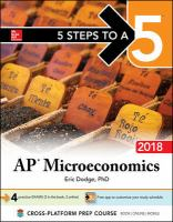 AP Microeconomics 2018