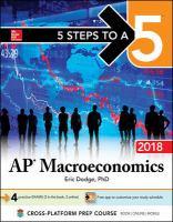 AP Macroeconomics 2018