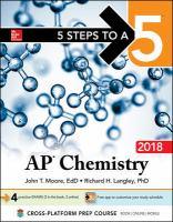 AP Chemistry, 2018