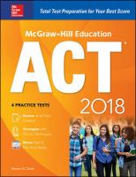 ACT 2018