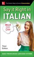 Say It Right in Italian