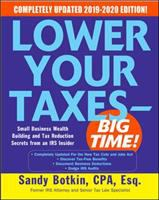 Lower your Taxes -- Big Time!