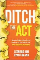 Ditch the Act