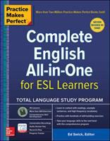 Complete English all-in-one for ESL learners : total language study program