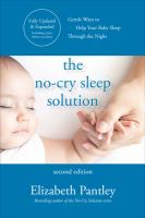 The No-cry Sleep Solution