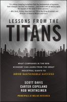 Lessons From the Titans