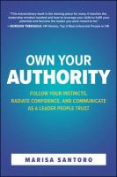 Own your Authority