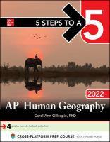 AP Human Geography, 2022