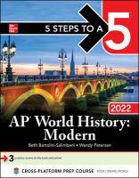 AP World History, Modern, 2022