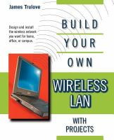 Build your Own Wireless LAN