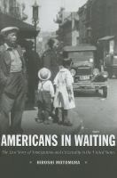 Americans in Waiting