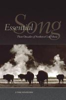 Essential Song: Three Decades of Northern Cree Music (Aboriginal Studies Series)