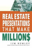 Real Estate Presentations That Make Millions
