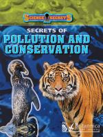 Secrets of Pollution and Conservation